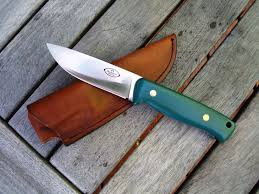 fallkniven kitchen knives fallkniven forest green micarta knives and woods
