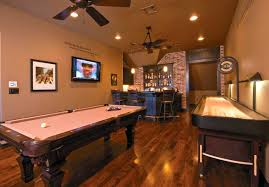 accessories engaging game room design basement games man bowling