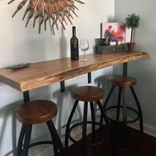 Floating Bar Table Lucky Fish Designs 53 Photos Carpenters 2508 E Side Dr