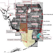 Map Of North Florida Counties Sofia Ofr 02 327 Historical Aerial Photography 1940 Photoset