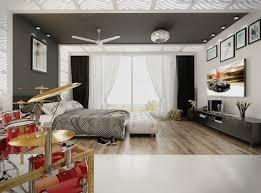 Small Bedroom Ceiling Fan Bedroom Small Bedroom Design With Platform Bed Also Bedside