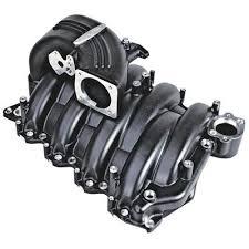 mustang intake manifold flow 96 04 mustang gt burner intake manifold black