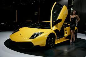 Lamborghini Murcielago Yellow - geneva show lamborghini u0027s murcielago lp670 4 superveloce