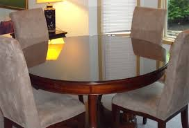 tempered glass table protector boundless table ideas
