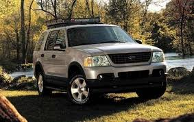 towing capacity 2004 ford explorer used 2004 ford explorer for sale pricing features edmunds