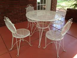 ice cream parlor table and chairs set i m interested in selling original turn of the century ice cream