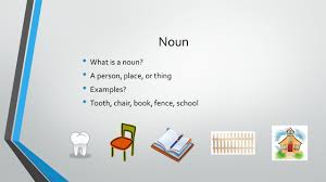 4 main parts of speech emily land 4 main parts of speech noun