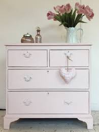 baby pink shabby chic chest of drawers home sweet homehome sweet