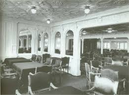 titanic first class dining room first class diningsaloon test