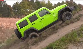 jeep rubicon offroad jeep wrangler unlimited offroad test youtube