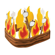 campfire crown craft kit craft kits campfires and craft