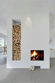 Wohnzimmer Modern Hell 32 Best Haarden Images On Pinterest Double Sided Fireplace Gas