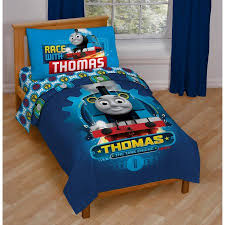 thomas friends 4 piece toddler bedding walmart