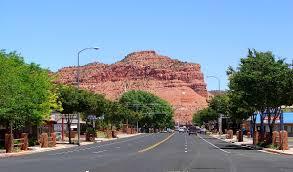Kanab Utah Map kanab utah wikipedia