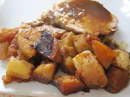 cuisine cocotte minute rôti de porc aux pommes bonne femme à la cocotte minute la cuisine