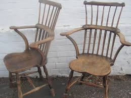 Windsor Armchairs Pair Of West Country Windsor Armchairs Chairs Settles