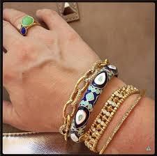 crystal link bracelet images Free shipping auth s d christina link bracelet stella pave crystal jpg