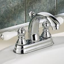 4 Inch Minispread Faucet Williamsburg 2 Handle 4 Inch Centerset High Arc Bathroom Faucet