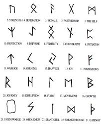 simple norse tattoo signos heaven stars and other things pinterest tattoo norse