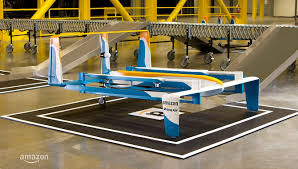 amazon black friday quadcopter amazon made history first prime air drone delivery robotshop blog