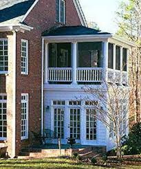 House Porch by Favorite Things Friday Sunroom Decking And House