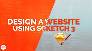how to make a minimalistic web design in sketch 3 hacksaw