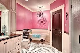 pink and brown bathroom ideas pink bathroom i think joe would nix this idea house decor