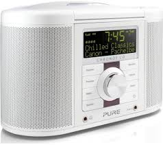 buy pure chronos cd series ii dab clock radio white free