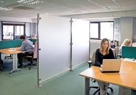 Curtain Room Dividers Ideas Curtain Room Dividers Office Gen4congress Office Space Divider Ideas