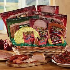 german gift basket sausage gift baskets uk cheese wisconsin usingers etsustore