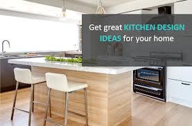 kitchen inspiration the good guys kitchens
