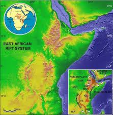 africa map elevation best 25 digital elevation model ideas on architecture