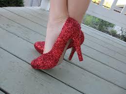 crafts after college dorothy u0027s shoes