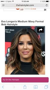 9 best longoria images on pinterest hairstyles