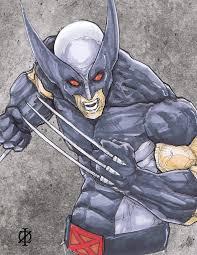 Uncanny Wolverine Uncanny X Force By Chrisozfulton On Deviantart