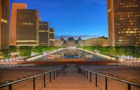 Empire State Plaza Map by Plan Your Event Albany Capital Center