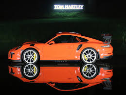 orange porsche current inventory tom hartley