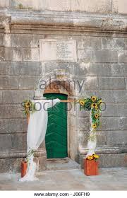 Wedding Arches In Church St Nikola Church Stock Photos U0026 St Nikola Church Stock Images Alamy