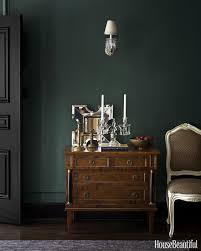 dark walls inside a home that s not afraid of the dark door trims black