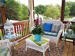 Covered Patio Decorating Ideas by Front Porch Decorating Ideas Zamp Co