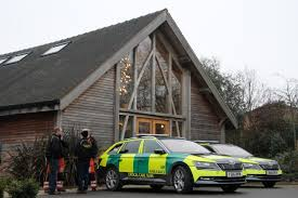 Mythe Barn Atherstone Air Ambulance Conference Case Study Garlands Corporate