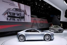 subaru exiga concept mostcar123321 audi e tron detroit concept all new electric