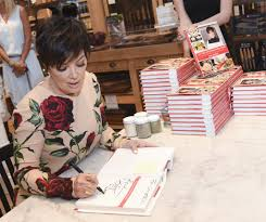 Khloe Kardashian Kitchen by Khloe Kardashian And Kris Jenner At Cookbook Signing Popsugar