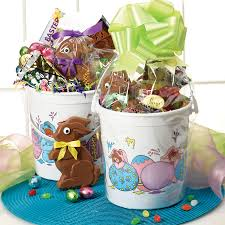 easter pails sarris candies the worlds best chocolates