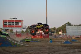 monster trucks wow crowd sheridanmedia