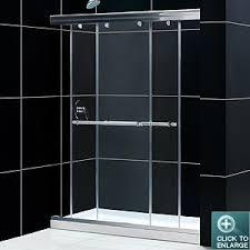 Shower Door Rails Charisma Frameless Sliding Shower Door Shower Door Glass
