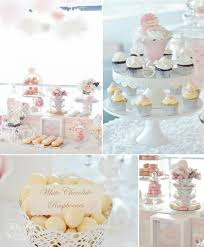 vintage wedding shower decoration ideas party themes inspiration