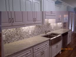 tin backsplashes for kitchens granite countertop glossy white cabinets tin backsplash can