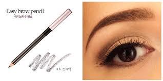 easy eyebrow tutorial youtube