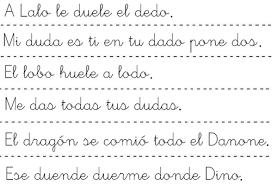 imagenes para colorear y escribir oraciones enseñar a leer y escribir a niños disléxicos la dislexia